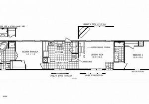 1999 Redman Mobile Home Floor Plans Floor Plan 1999 Fleetwood Mobile Home