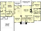 2 000 Sq Ft House Plans 2000 Sq Ft House Plans Fresh European Plan 2 000 Square