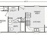 2 Bedroom 1 Bath Single Wide Mobile Home Floor Plans the Best Of Small Mobile Home Floor Plans New Home Plans