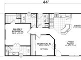 2 Bedroom 2 Bath Mobile Home Floor Plan Little House On the Trailer Home 24 X 44 2 Bed 2 Bath
