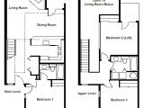 2 Bedroom 2 Bath with Loft House Plans Floor Plan Two Bedroom Loft Rci Id 1711 Whispering