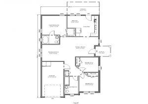 2 Bedroom Home Floor Plans Small House Floor Plan Small Two Bedroom House Plans