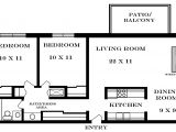2 Bedroom Home Floor Plans Small House Floor Plans 2 Bedrooms 900 Tiny Houses