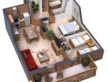 2 Bedroom Home Plans 25 Two Bedroom House Apartment Floor Plans