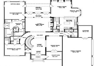 2 Bedroom Home Plans with Loft 2 Story House Plans with Loft