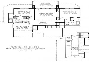 2 Bedroom Home Plans with Loft Ranch Floor Plans with Loft Home Desain 2018
