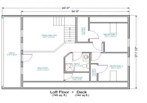 2 Bedroom Home Plans with Loft Small House Floor Plans with Loft Small Two Bedroom House