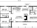 2 Bedroom Log Home Plans Cumberland Log Cabin 2 Bedroom Log Cabin Floor Plans