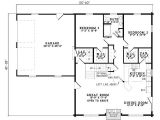 2 Bedroom Log Home Plans Plan 110 00934 3 Bedroom 2 Bath Log Home Plan