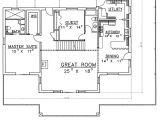 2 Bedroom Log Home Plans Plan Lsg35293gh 2 Bedroom 3 Bath Log Home Plan