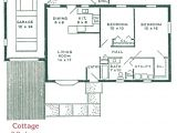 2 Bedroom Retirement House Plans 2 Bedroom 2 Bath Cottage Plans Cottage Homes St Anne