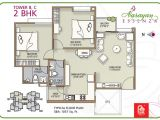 2 Bhk Home Plan 24 Decorative 2 Bhk House Plan House Plans 5881