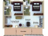 2 Bhk Home Plan Home Photo Style