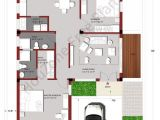 2 Bhk Home Plan House Plans for 2bhk House Houzone
