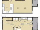 2 Br 2 Ba House Plans 2 Br 1 5 Ba 2 Story Floor Plan House Design for Sale