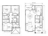 2 Family House Plans Narrow Lot 2 Family House Plans Narrow Lot