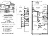 2 Family House Plans Narrow Lot 2 Story Living Room House Plans Conceptstructuresllc Com