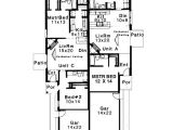 2 Family House Plans Narrow Lot 67 Best Duplex Plans Images On Pinterest Duplex Floor