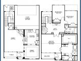 2 Floor Home Plan 2 Storey House Floor Plans with Diions Home Deco Plans