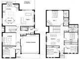 2 Floor Home Plan 2 Y House Floor Plan Autocad Lotusbleudesignorg House