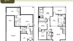 2 Level Home Plans 2 Level House Plans Escortsea