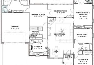 2 Master Suite Home Plans House Plans with 2 Master Bedrooms Smalltowndjs Com