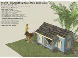 2 Room Dog House Plans 2 Room Dog House Plans New Home Garden Plans Dh303