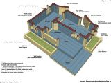 2 Room Dog House Plans 2 Room Dog House Plans Unique Home Garden Plans Dh300 Dog