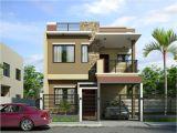2 Storey Home Plans Modern Two Storey House Plans Lesmursinfo One Design 3