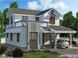 2 Storey Home Plans Residential 2 Storey House Plan 2 Storey House Design