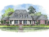 2 Story Acadian House Plans 2 Story French Acadian House Plans House Design Plans