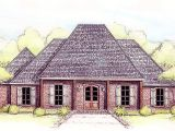 2 Story Acadian House Plans Compact French Country Home Plan 56350sm 1st Floor