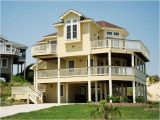 2 Story Beach Cottage House Plans Two Story Ocean View House Plans