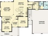 2 Story Great Room House Plans 9 Best Simple Great Room House Plans One Story Ideas