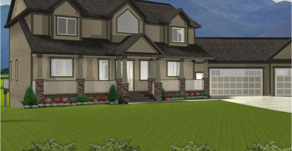 2 Story Home Plans with Basement 2 Story House Plans with Walkout Basement 2018 House