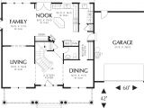 2 Story House Plans Under 2000 Sq Ft Craftsman Style House Plan 4 Beds 2 5 Baths 2500 Sq Ft