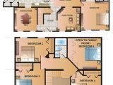 2 Story Mobile Home Floor Plans 2 Story Mobile Homes Floor Plans