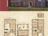 2 Story Mobile Home Floor Plans Narrow House Floor Plans Unique House Plans