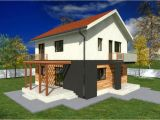 2 Story Tiny Home Plans Small Two Story House Plans with Balconies Joy Studio