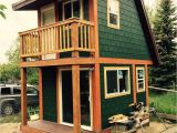 2 Story Tiny Home Plans Tiny House with Two Stories Amazing Structure In Such A