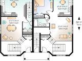2 Unit Home Plans Three Unit Apartment House Plan 21428dr Architectural
