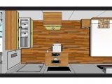 20 Foot Container Home Floor Plans 20ft Single Room Floor Plan Container House