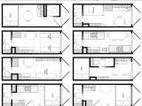 20 Foot Container Home Floor Plans Shipping Container Layout Container House Design