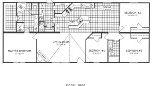 2000 Fleetwood Mobile Home Floor Plans 2000 Fleetwood Mobile Home Floor Plans Lovely Double Wide