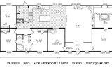 2000 Fleetwood Mobile Home Floor Plans Cool 2000 Fleetwood Mobile Home Floor Plans New Home