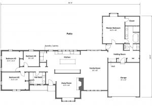 2000 Sf Ranch House Plans 2000 Sf Ranch House Plans Fresh Ranch Style House Plan 4