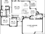 2000 Sf Ranch House Plans Open House Plans Under 2000 Square Feet Home Deco Plans