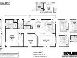 2000 Skyline Mobile Home Floor Plans 50 Unique 1994 Skyline Mobile Home Floor Plans Home