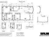 2000 Skyline Mobile Home Floor Plans Skyline Homes Of San Jacinto