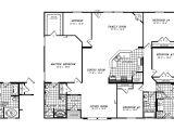 2000 Skyline Mobile Home Floor Plans Skyline Mobile Homes Floor Plans